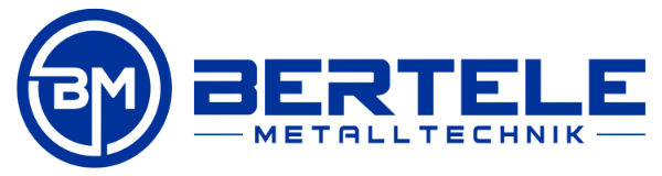 Bertele Metalltechnik | Reifenregale · Reifenwagen · Reifenregal-Anlagen · CNC Fräsen · Prototypen · Kleinserien Retina Logo